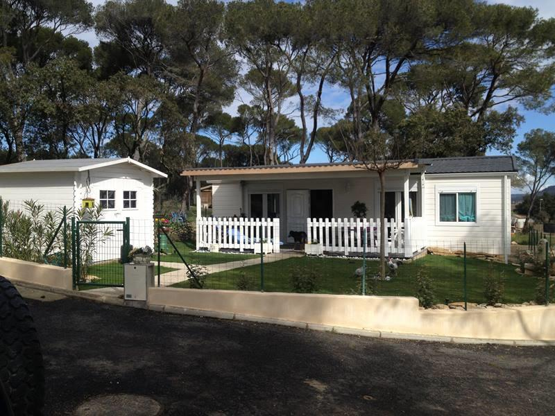 Vente mobil-home villa mobile tout confort Gard